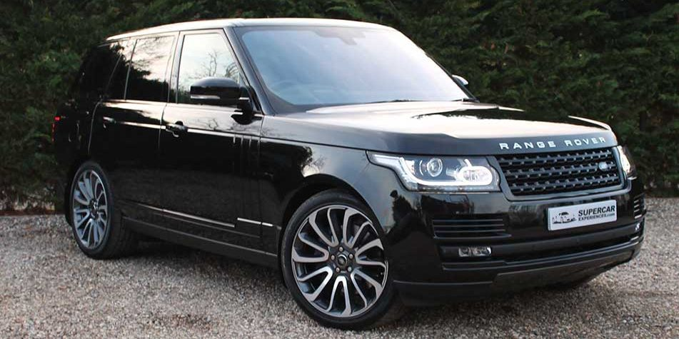 Range Rover SE featured