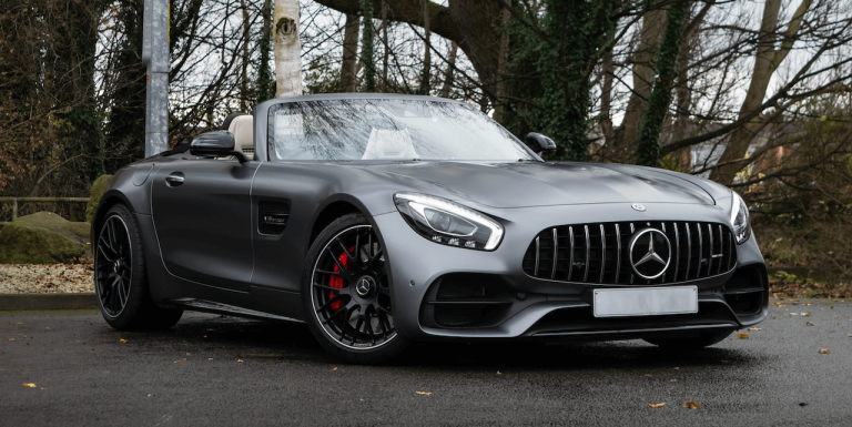 AMG GTC featured