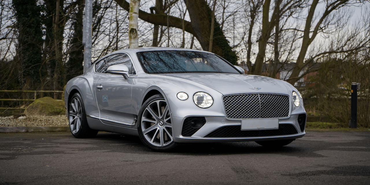 Bentley CGT Featured