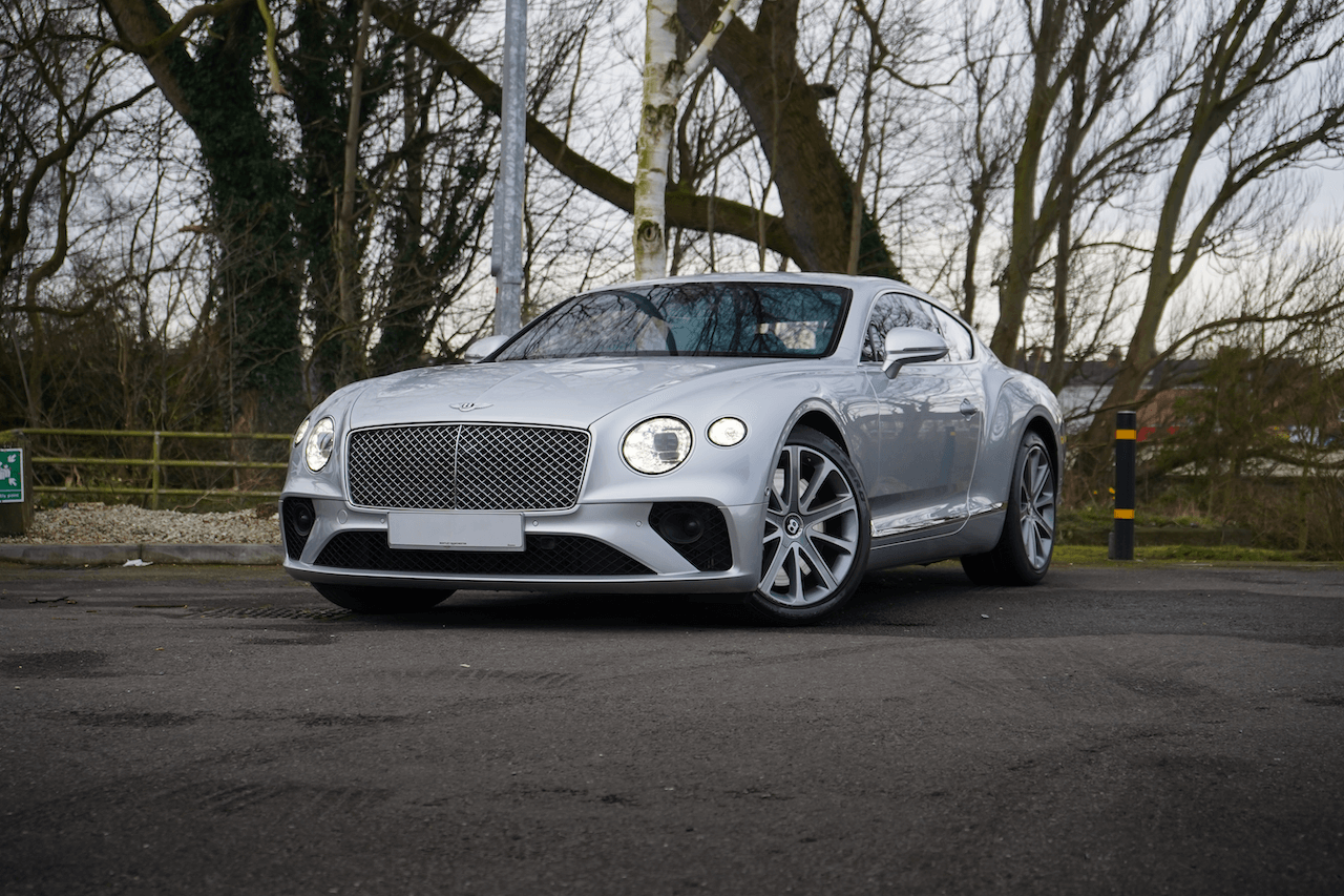 Bentley CGT front1