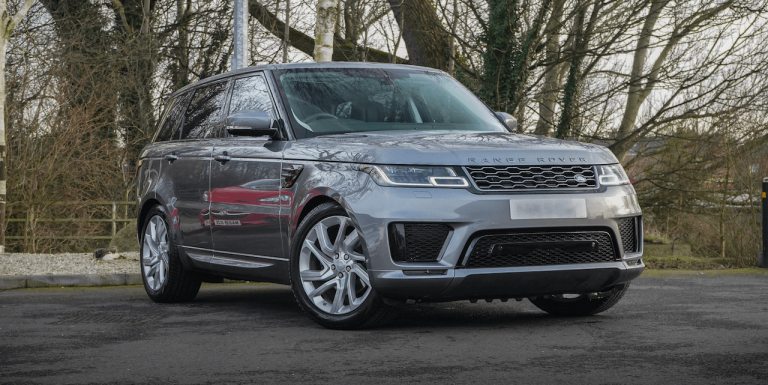 RR Sport featured new